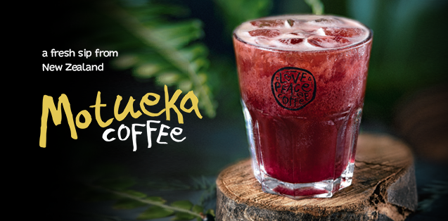 Motueka Coffee ethno